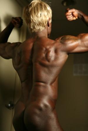 Female Bodybuilder Ass Pics